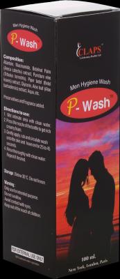 male genital wash
